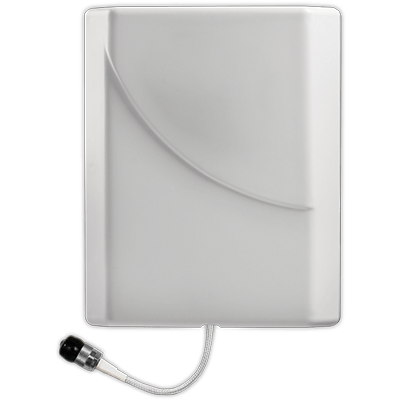 Pole Mount Panel Antenna (F Female) Image | weBoost cell phone signal booster