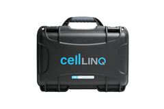 Cell LinQ Pro Meter w/ Hard Case