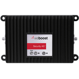 Security 4G M2M signal booster