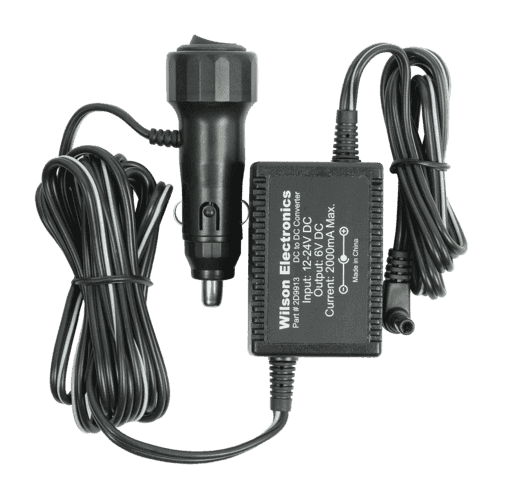DC/DC Vehicle Power Adapter 6V Image