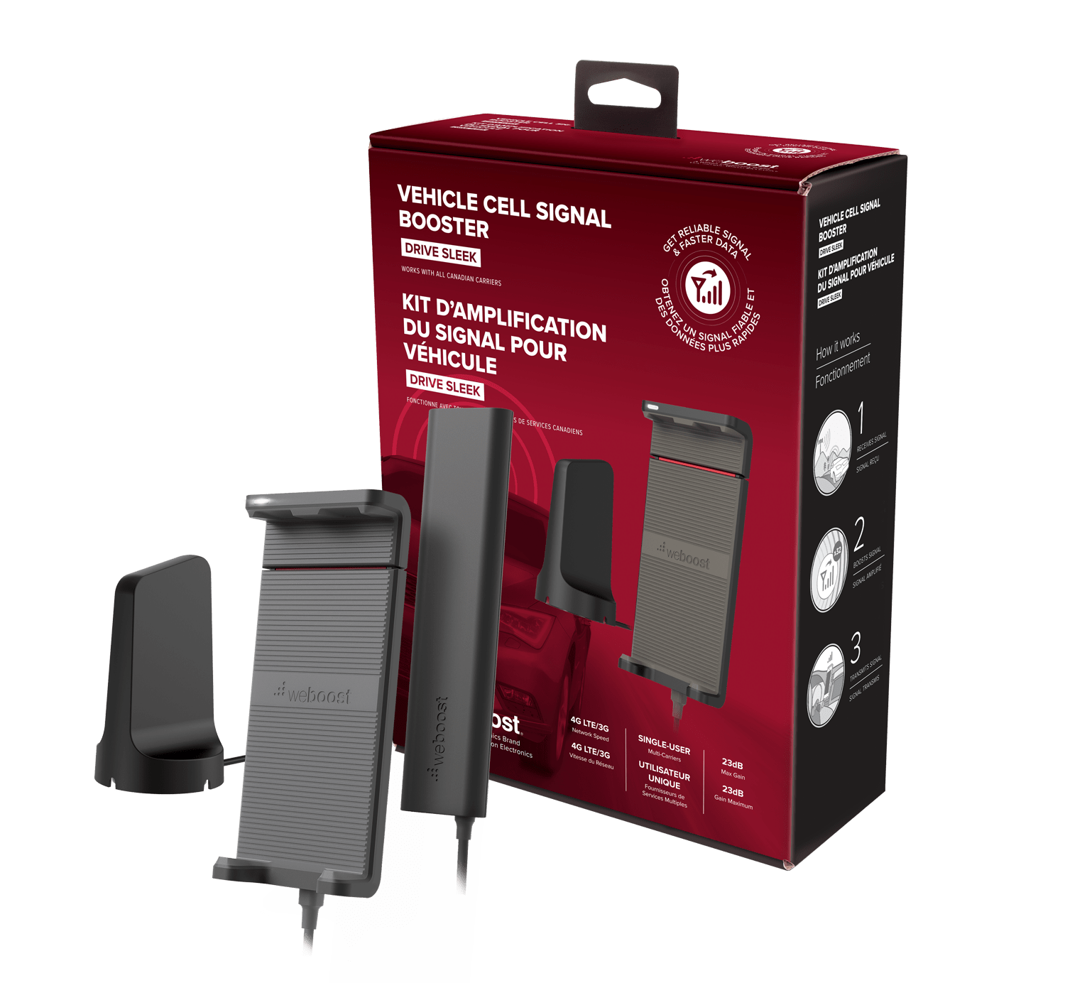 US Cellular Signal Booster | US Cell Phones | weBoost