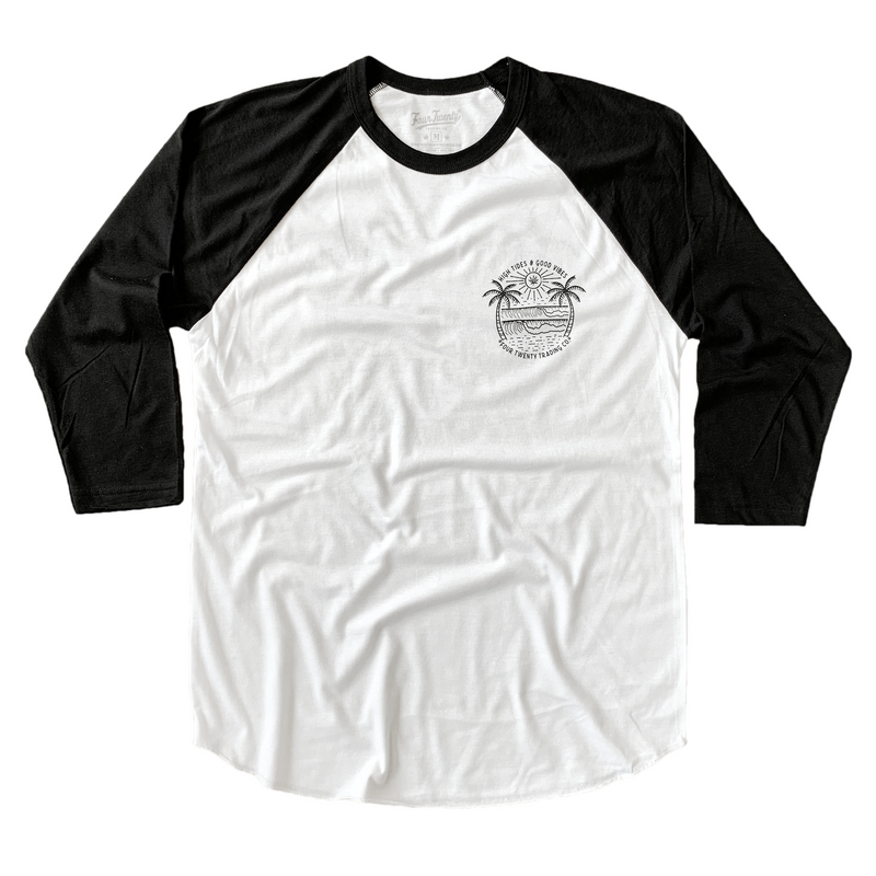 Point Break Raglan