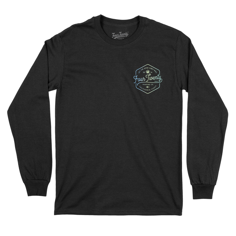 Hybrid Blend Men's Long Sleeve Tee