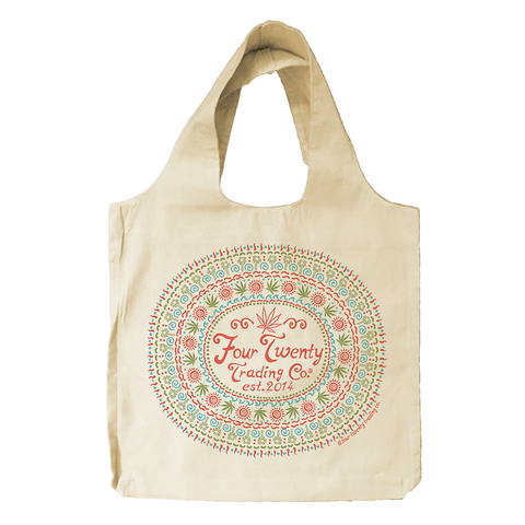 Four Twenty Boho Beach Bag
