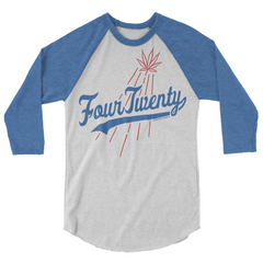 Four Twenty Brooklyn Raglan