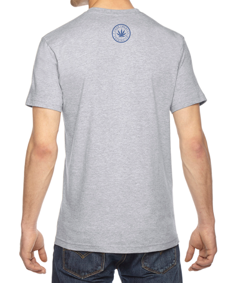 Brooklyn Men's Gray Tee