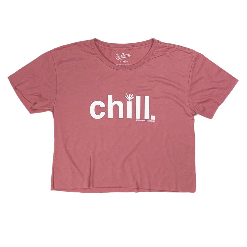Chill Crop Top front paprika PS 04