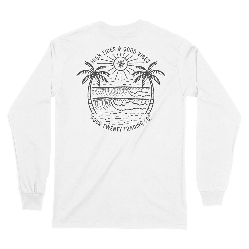Point Break Men's Long Sleeve Tee