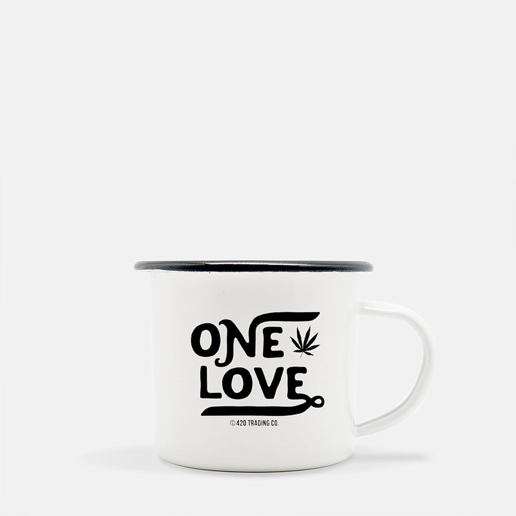 One Love Camp Mug