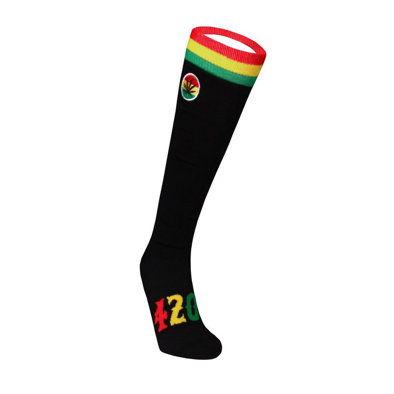 Women's Rasta KneeHi Socks