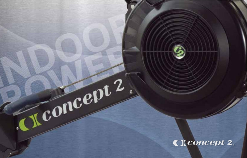 Concept 2 Brochure Cover