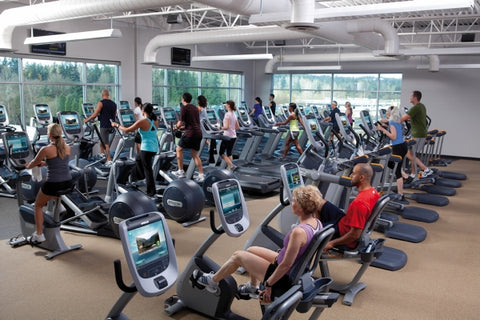Commercial Fitness Equipment | Fitness Experience