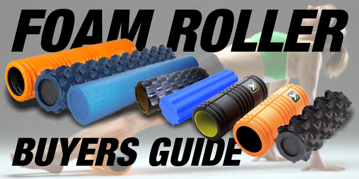 buyers guide to foam rollers