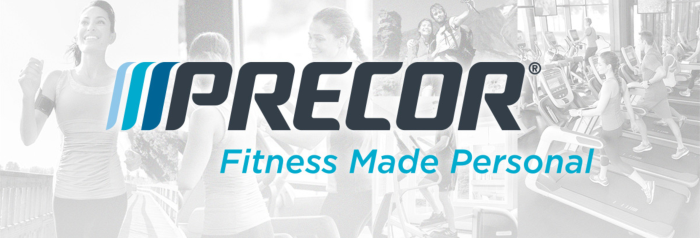 precor fitness equipment fitness experience
