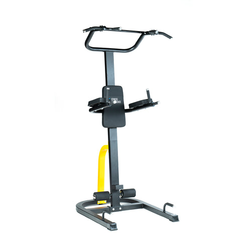 Fitness Experience Power Tower - Yellow / Black
