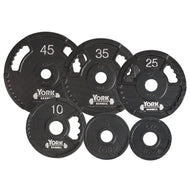 Olympic Dual Grip YORK® G2 Plates