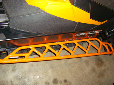 Ski Doo Summit REV XM Burly Boards