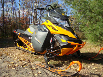 Ski Doo Summit REV XM, XP, Renegade, XS EXO Front Bumper NO BRACE KIT