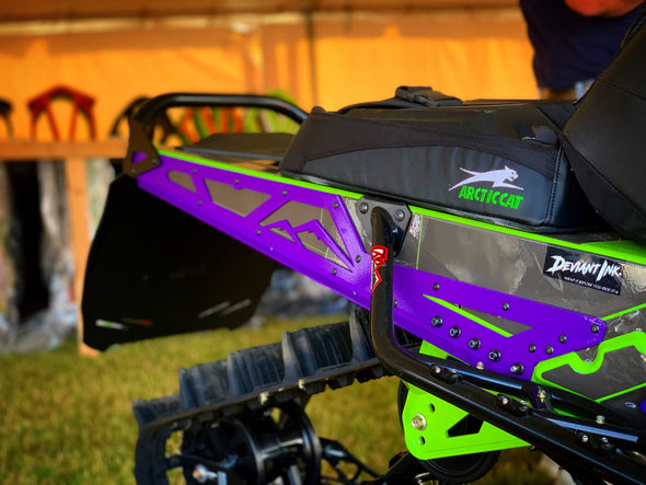 Arctic Cat 162/165 EXO Rear Bumper