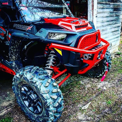 Polaris RZR TURBO EXO Winch Bumper