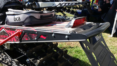 Polaris Pro Ride RMK Rear EXO Bumpers