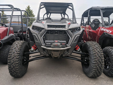 Polaris RZR TURBO-S EXO-M Winch Bumper