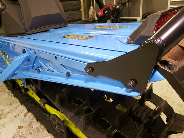 Polaris AXYS 144/146 EXO Rear Bumper