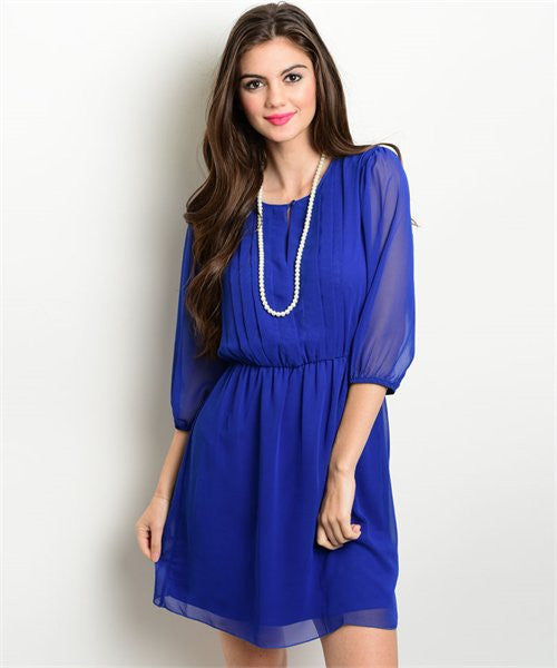 Royal Missy Dress ( Petite)