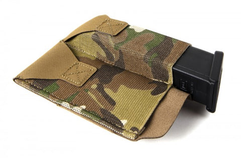 Double Pistol Belt Mount Pouch by Blue Force Gear