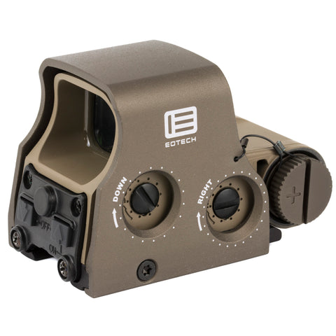 XPS2-2 Holographic Sight in Tan by Eotech
