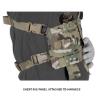 Crye Precision AirLite Convertable Chest Rig
