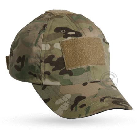 Crye Precision Shooter's Cap - VELCRO® Front