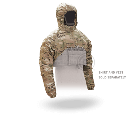 Crye Precision HalfJak™ Insulated Jacket