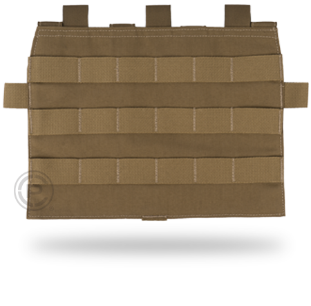 Crye Precision AVS™ Detachable Flap: MOLLE