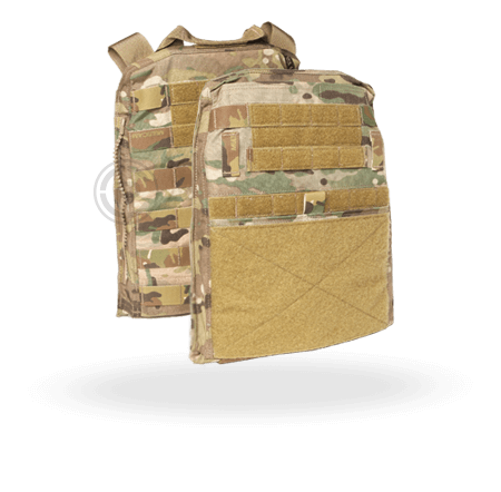 Crye Precision Standard Plate Pouch Set for AVS Plate Carrier