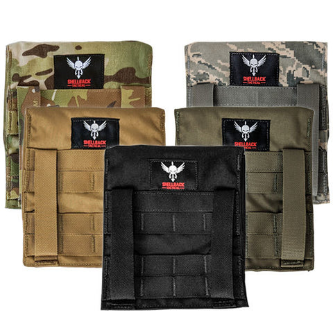 Shellback Tactical Side Armor Plate Pouch Set