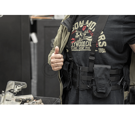 Crye Precision Low Profile / Low Vis Chest Rig™