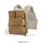 Crye Precision Pouch Zip-On Panel 2.0