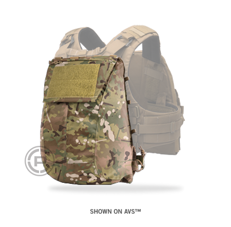 Crye Precision Pack Zip-On Panel 2.0
