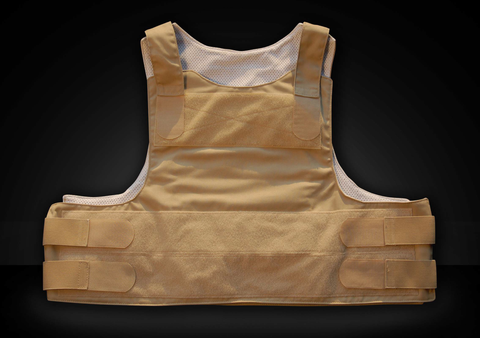 "Concealable Soft Body Armor Carrier ""CBA"" by Mayflower Velocity Systems"