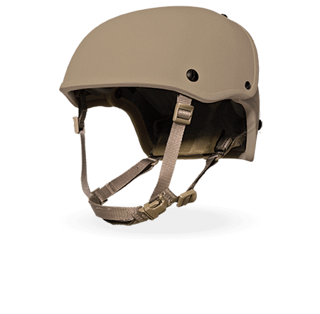 Crye Precision AirFrame Helmet - 3 Hole Drilled for NVG