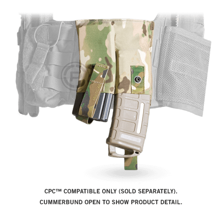 Crye Precision CAGE Plate Carrier™ Stretch Mag Pouch