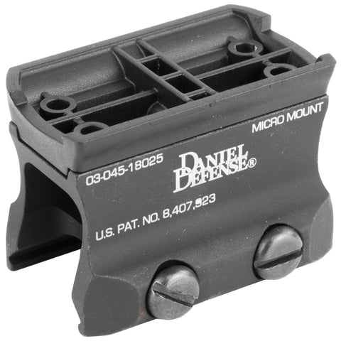 Micro Red Dot Mount (Rock & Lock®) by Daniel Defense