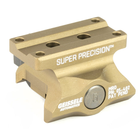 Super Precision MRO Cowitness Mount by Geissele