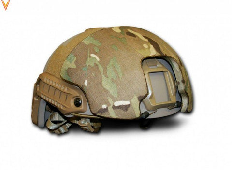 7.62x39 MSC SLAAP Enhanced Helmet Armor Plate by Velocity Systems