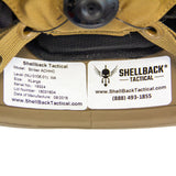Shellback Tactical Level IIIA Ballistic High Cut SF ACH Helmet