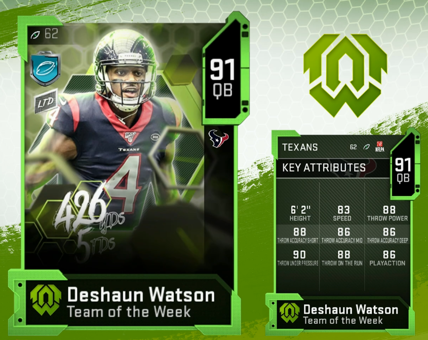 TOTW 5 & 2 New Flashbacks