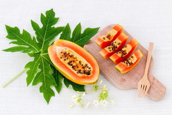 Papaya - Not Just The Fruit, The Leaf Too!