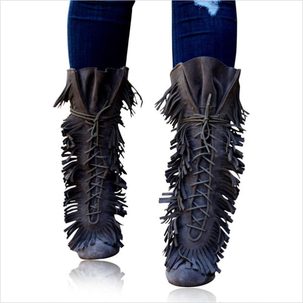 Daja - Boot Zevallos Custom Made zevallosshoes.com boots custom fall suede winter