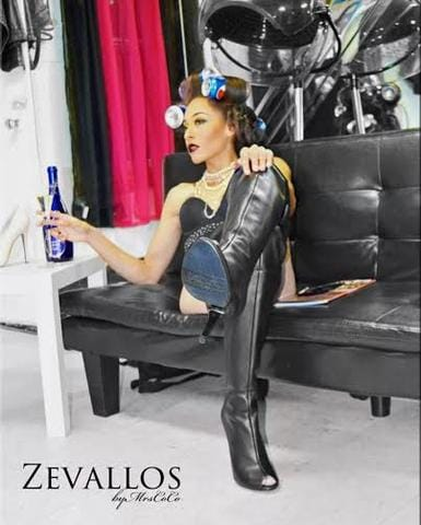 Check Out Zevallos Lookbook